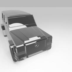 Impresiones 3D Mercedes Benz G63, smisomndawe9