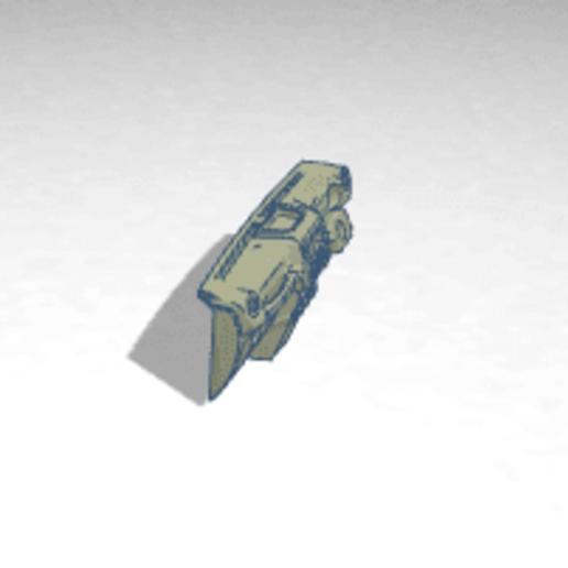 Download free 3D printer designs Rubicon Dashbord, hellfish70