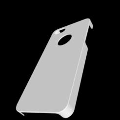 Descargar diseños 3D gratis Funda protectora para iPhone 5/5s/SE, leodimauro13579
