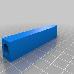 Imprimir en 3D gratis El grabador láser de la rejilla de corte reutiliza un remache de Ikea, steevebecker