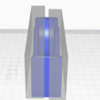 Download free 3D printing designs Tape dispenser, Kangoo-roo
