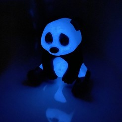 Download 3D printing models PLP PANDA, Kangoo-roo
