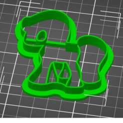 konik neutral.png Download OBJ file Cute horse cookie cutter • Object to 3D print, 1881