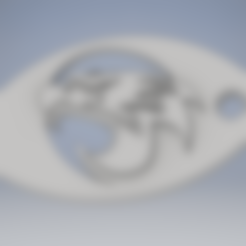 Télécharger fichier 3D gratuit aigle, aklevapik