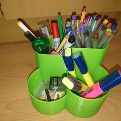 Descargar modelo 3D gratis Caja de lápices, bostjanzdolsek