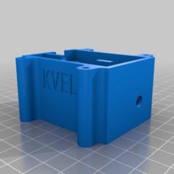 Download free 3D printing templates 5V box, KVEL