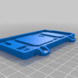 Download free STL file ARDUINO Mega bumper • 3D printable model, KVEL
