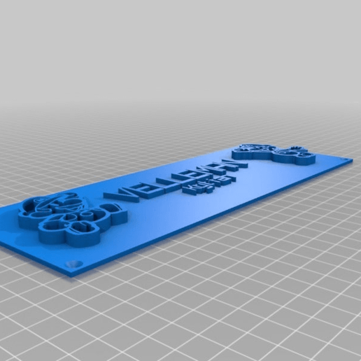 Download free 3D printing files VELLEMAN Kylian, KVEL