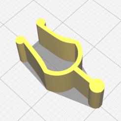 Impresiones 3D gratis Pieza de la botella de empuje, digitalbox