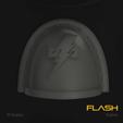 Download 3D printing files Flash Space Marine Pauldron Pack, hpbotha