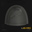 Download 3D print files Lizard Space Marine Pauldron Pack, hpbotha