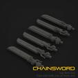 Download STL NEXT GEN MARINE CHAIN SWORD, hpbotha