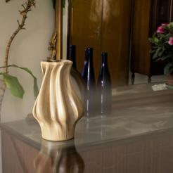 Descargar modelos 3D jarrón de trapo, benj2365