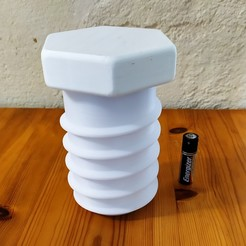 IMG_20200427_092021.jpg Download STL file Bolt Box / Bolt Box • 3D printer template, benj2365