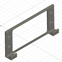 Annotation 2019-12-26 150344.jpg Download STL file Cycle Shoe Hanger Cleat Hanger Storage Organistation Vertical • 3D printer template, brenph
