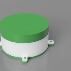 moule_dessous_de_verre_2020-May-06.jpg Télécharger fichier STL gratuit Moule dessous de verre en carton • Objet à imprimer en 3D, axelpineaull