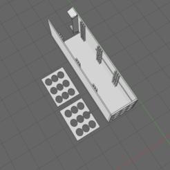 Télécharger fichier STL Fluval Evo 13.5 Chambre 1 Panier média • Design pour impression 3D, petrjuniorstyle