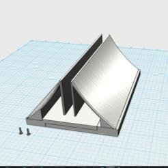 Descargar modelo 3D Soporte de portátil ajustable, ciprian_xro