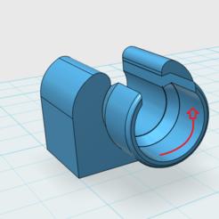Impresiones 3D Soporte de cable para PC, ciprian_xro