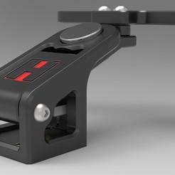 Download STL file HTEK H206 Paddle Shifters • 3D printer design, HTEK_Simulator_Engineering