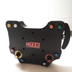 LRM_20200318_192443.jpg Télécharger fichier STL Plaque à boutons HTEK H302 pour OMP Kubic • Objet imprimable en 3D, HTEK_Simulator_Engineering