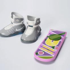 c.PNG Télécharger fichier GCODE skate avec chaussure  • Plan imprimable en 3D, nathangerber