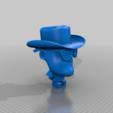 Heisenberg_Pop.png Télécharger fichier STL gratuit Heisenberg Pop • Plan à imprimer en 3D, evilchart