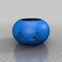 Christmas_Tea_Light_Holder_Tree.png Télécharger fichier STL gratuit Porte-bougies Christmas Tea Light • Design pour imprimante 3D, TresaRyGoul