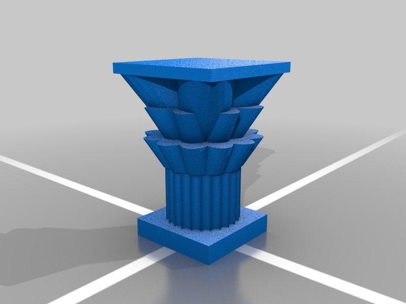 78e8be9428cebf7a77e2348c7af586ea.png Télécharger fichier STL gratuit Ma colonne personnalisée • Plan à imprimer en 3D, TresaRyGoul