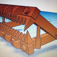 Download STL file Machoire • 3D printable design, mrfrost54