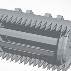 Download STL file Harvester • 3D printable design, mrfrost54