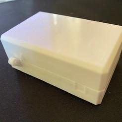 Télécharger fichier STL gratuit Boîte à charnière pour carte SD • Modèle pour imprimante 3D, pashollner