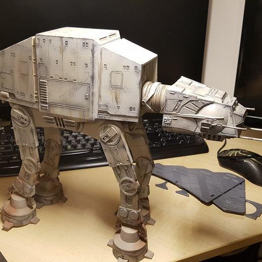 Descargar archivos 3D Star Wars AT 1:75, kaja18