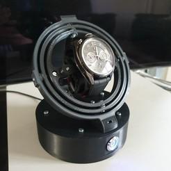 Descargar modelos 3D Bobinador giroscópico / Bobinador de relojes / Bobinador de relojes, ben9z