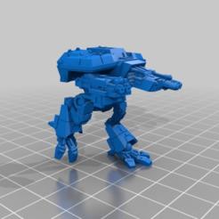 Descargar diseños 3D gratis Escala épica Lucius Warhound Titan, Stroganoff