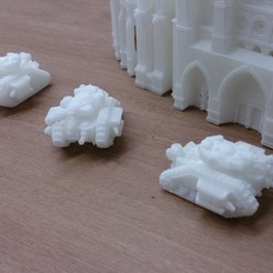 Descargar modelos 3D gratis Escala épica Leman Russ, Stroganoff