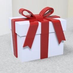 Descargar modelos 3D para imprimir Caja de regalo, Stroganoff