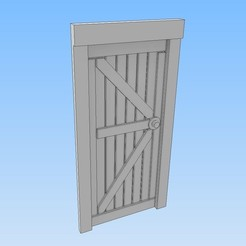 Download 3D model HO Scale Building Features, Stroganoff