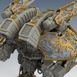 Download 3D printer files 4th Planet Battleduke Pre-Olympian God, Stroganoff