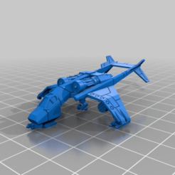 Descargar archivo 3D gratis Escala épica Sky Talon, Stroganoff