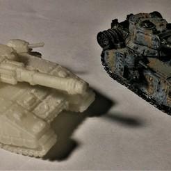 Imprimir en 3D gratis Escala épica Contraseña de la sombra, Stroganoff