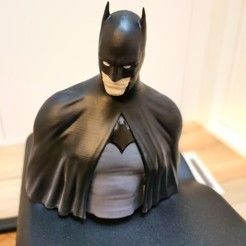 Download free 3D printing templates batman redesign, schaussy