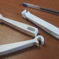 20200817_163200.jpg Télécharger fichier STL Pattes Compas de lanterneau CHANTAL  • Design à imprimer en 3D, przkf