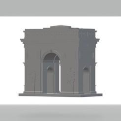 Download free 3D model triumphal arch, mickatuaillon