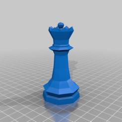5b564b5eeeda92b764ca873950dea80c.png Télécharger fichier STL gratuit Jeu d'échecs • Modèle pour imprimante 3D, fairburnscott