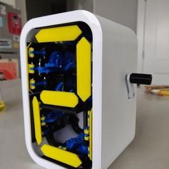 Download 3D model 7-Segments, ericlester97