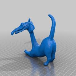 Télécharger plan imprimante 3D gatuit Catogatogirafelephant, 3dimka
