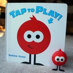 Télécharger fichier impression 3D gratuit Passer du livre Tap to Play, 3dimka