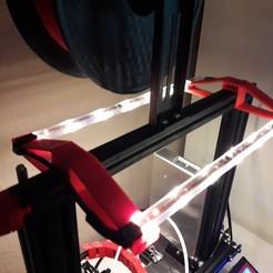 Impresiones 3D ikea ledberg, rogallstefan