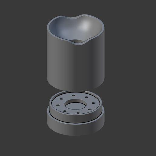 Télécharger fichier imprimante 3D gratuit Porte-stylo Wacom, Necrosster